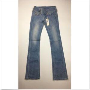 Diesel Women's Bootcut Jeans Size 26x32 Regular